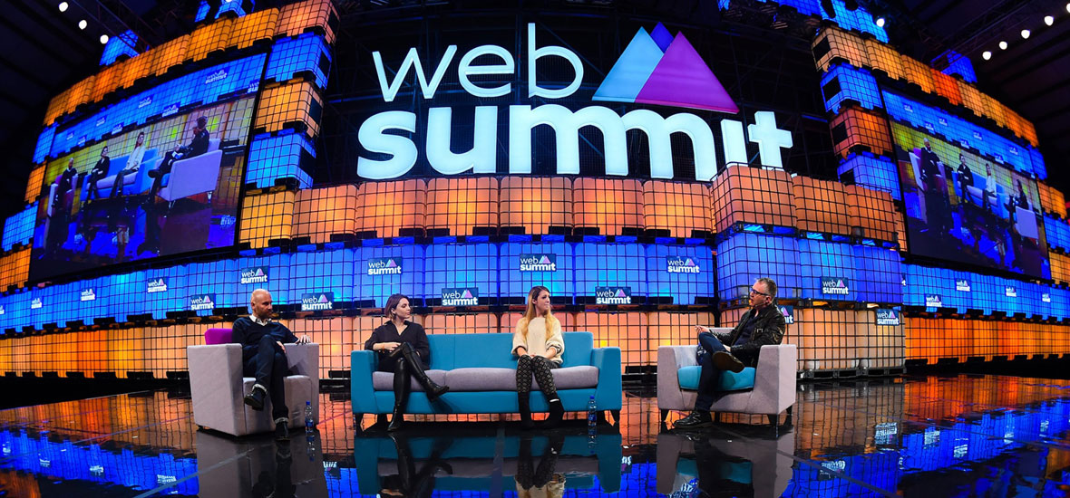 Web Summit 2014 & 2015